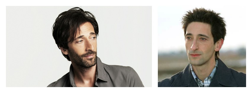 Adrien Brody collage