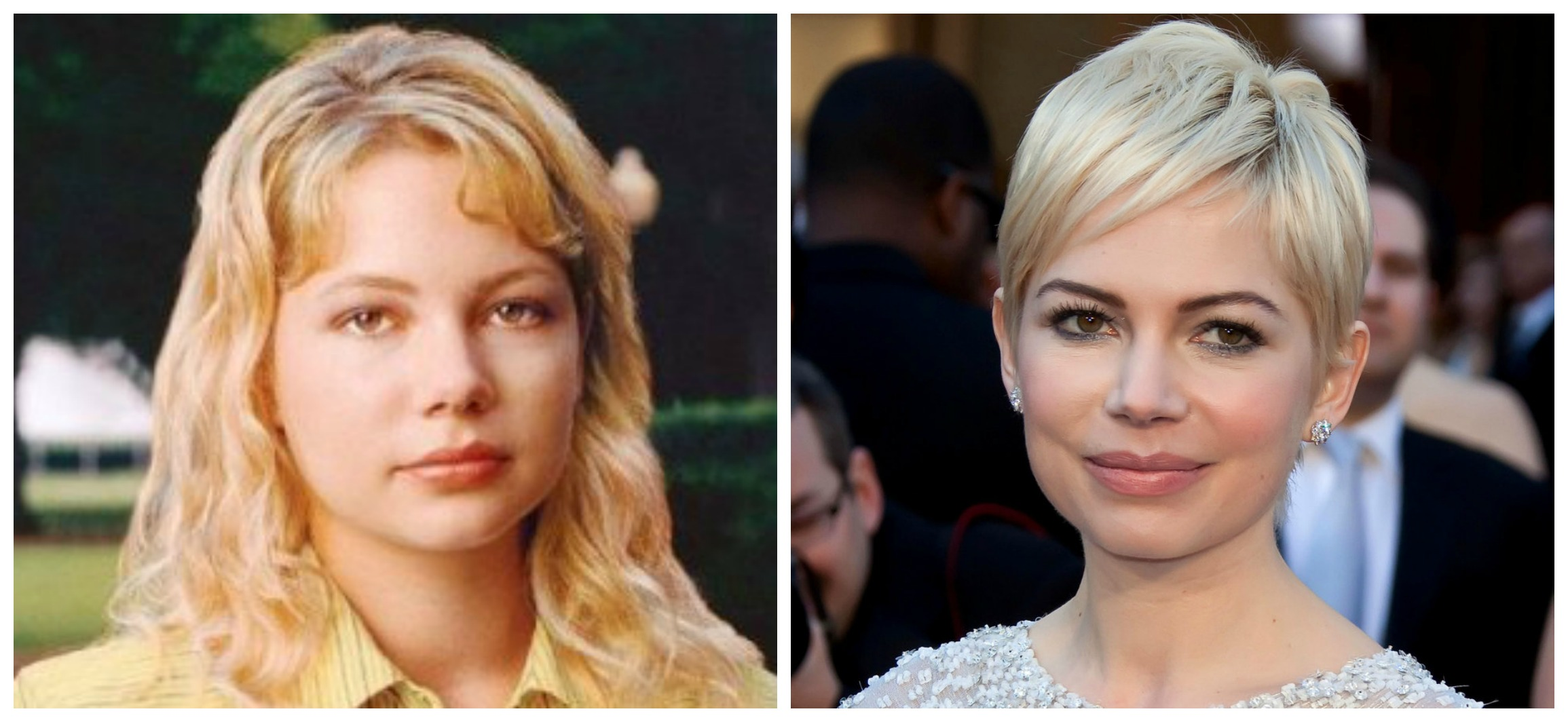 collage Michelle williams