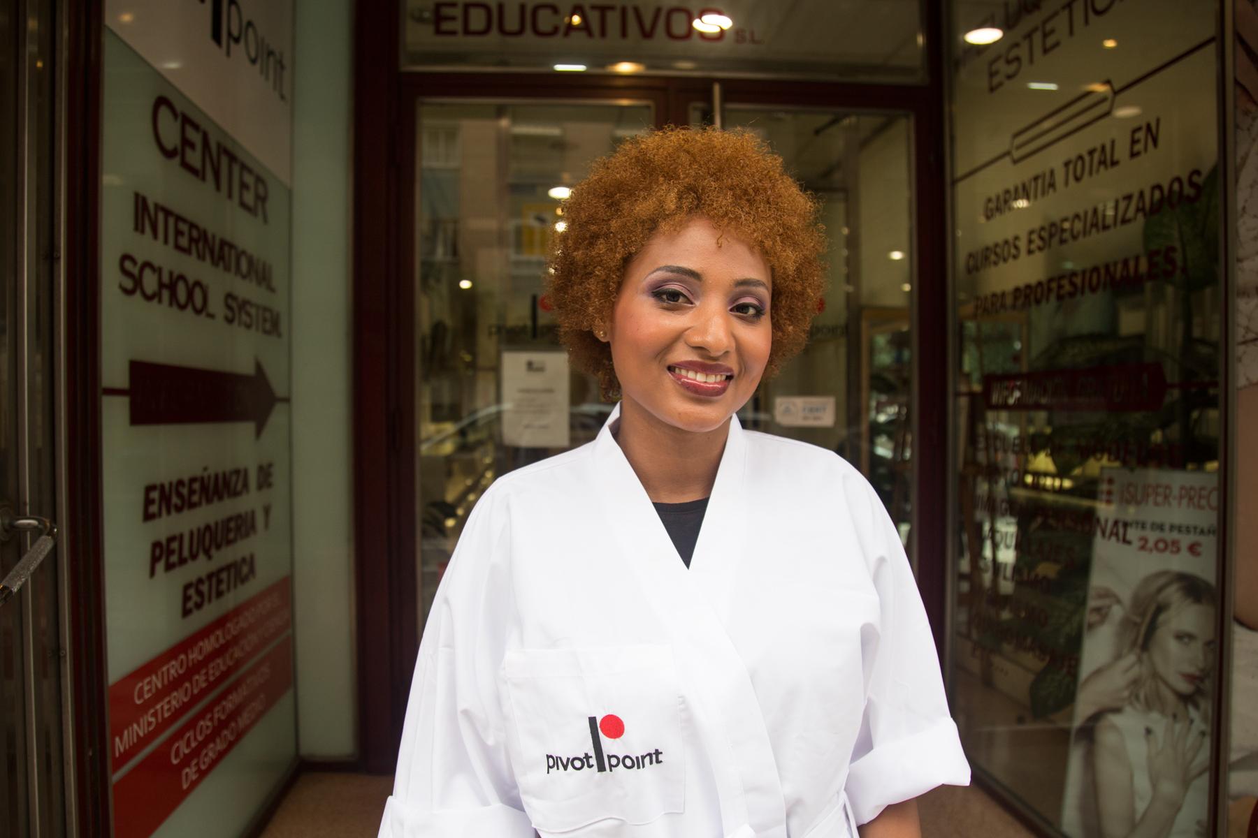 Yeriveth alumna de panamá en Pivot Point